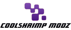 Coolshrimp Modz Logo